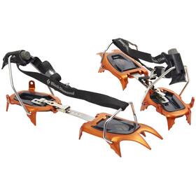 Black Diamond Neve Pro - Crampones - naranja